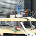 electrochemisch onderzoek, electrochemical investigation